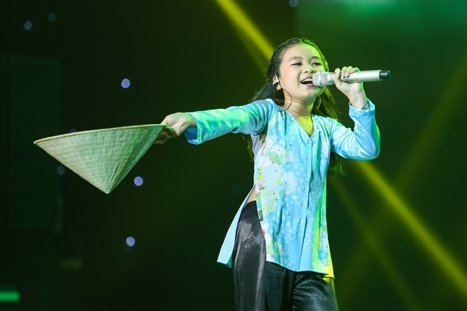 Top 4 The Voice Kids anh 2