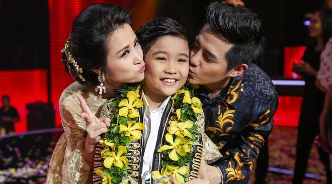 Nhat Minh tro thanh quan quan The Voice Kids 2016 hinh anh