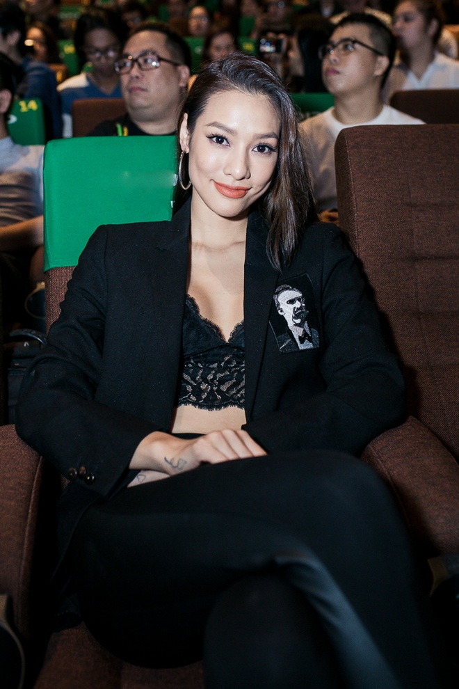Ho Ngoc Ha ra mat phim ngan Gui nguoi yeu cu anh 8
