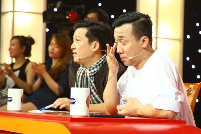 Ba noi tro khien Tran Thanh khoc, Truong Giang phai vai lay hinh anh 3