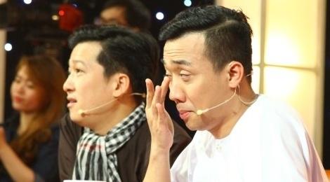 Ba noi tro khien Tran Thanh khoc, Truong Giang phai vai lay hinh anh