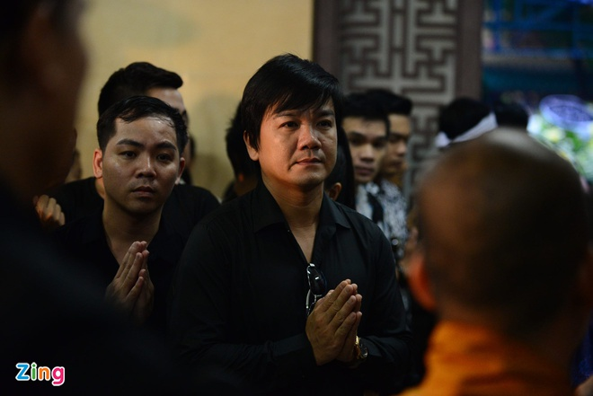 NSND Kim Cuong, Vu Linh khoc luc dua tien sau nu Ut Bach Lan hinh anh 5