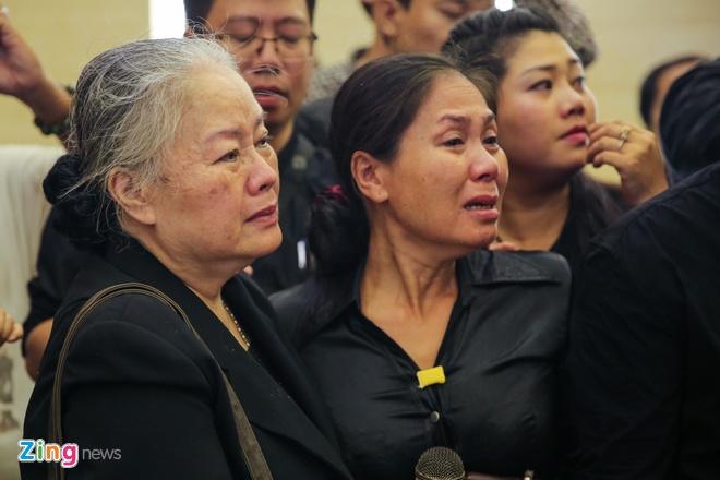 NSND Kim Cuong, Vu Linh khoc luc dua tien sau nu Ut Bach Lan hinh anh 14