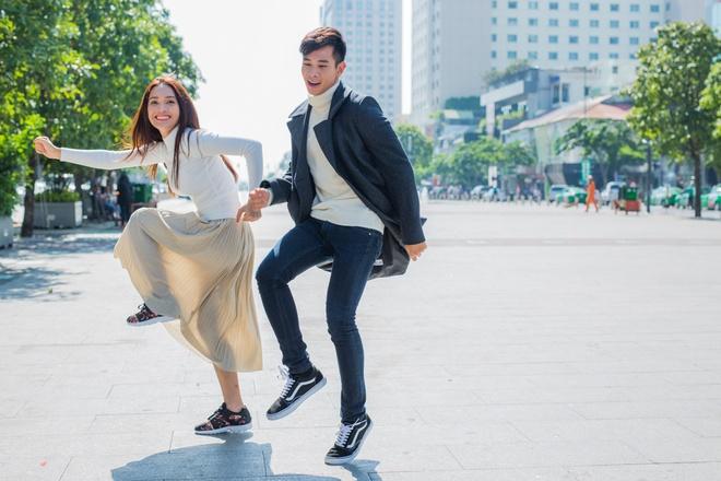 Ai Phuong Va Ho Vinh Khoa tinh tu trong MV moi anh 4