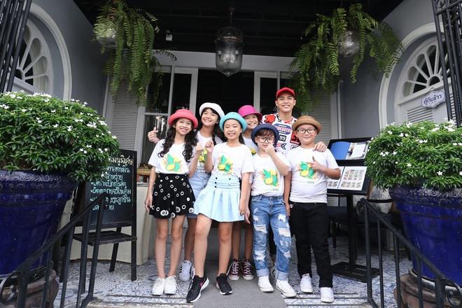 Team Noo Phuoc Thinh di du thuyen 5 sao kham pha vinh Phuket anh 6