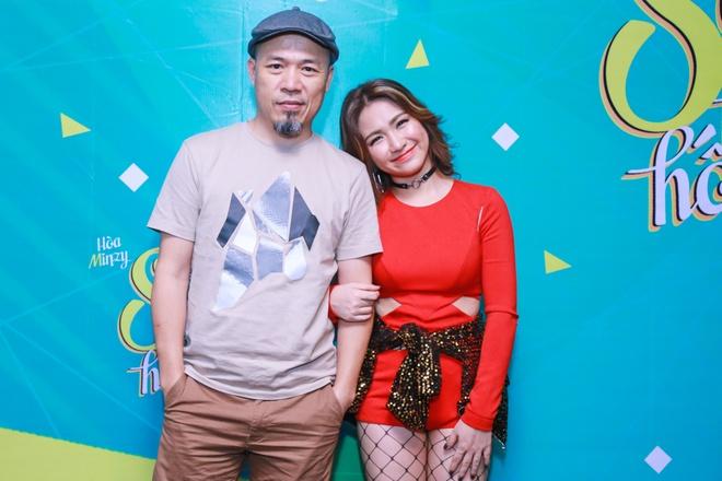 Hoa Minzy noi ve thong tin chia tay Cong Phuong anh 5