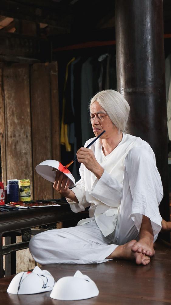 Hoai Linh lam ong ngoai xi tin trong phim dien anh moi hinh anh 2
