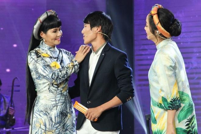 Chang trai keo keo tung muon cuoi Ngoc Huyen lam vo hinh anh 2