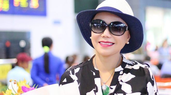 Danh ca Thanh Tuyen ve nuoc to chuc live show hinh anh