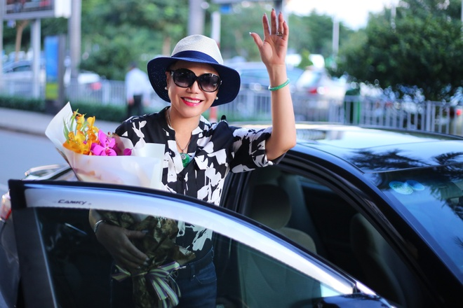 Thanh Tuyen ve nuoc to chuc liveshow dau tien tai Sai Gon anh 2