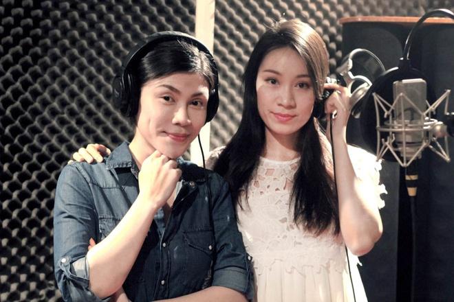 Chi Pu lan dau song ca cung Hoang Thuy Linh hinh anh 7