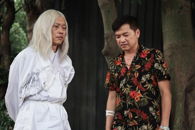 Hoai Linh, Quang Minh lan dau cham tran tren phim sau 20 nam hinh anh 1