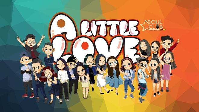 A Little Love - Soul Club ft. Thanh Bui, Alexander Tu hinh anh