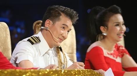 Dam Vinh Hung doi lam 'chong be' cua Cam Ly hinh anh