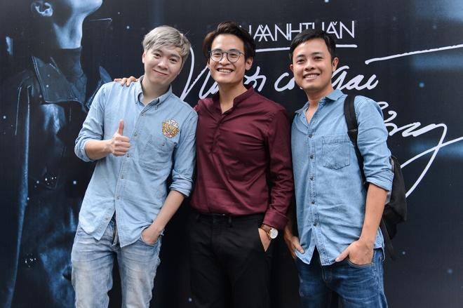 Ha Anh Tuan cong bo MV, concert ky niem 10 nam ca hat hinh anh 6
