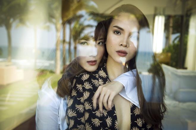 Yen Trang - Yen Nhi tai hop truoc khi tham gia The Remix hinh anh 2