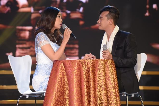 Dam Vinh Hung benh vuc Quang Linh tren ghe nong hinh anh 4