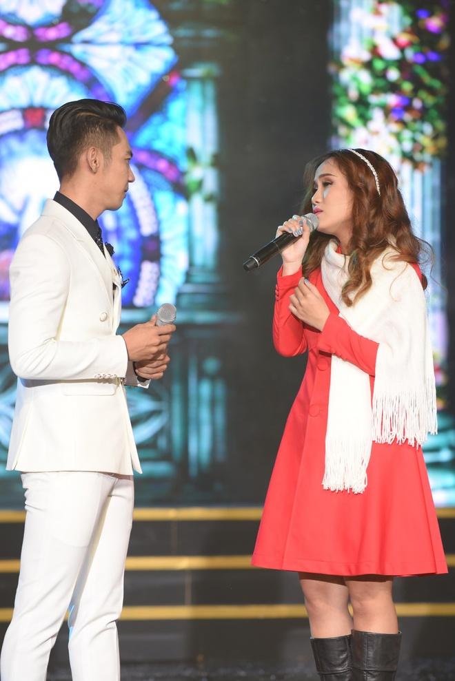 Dam Vinh Hung benh vuc Quang Linh tren ghe nong hinh anh 7