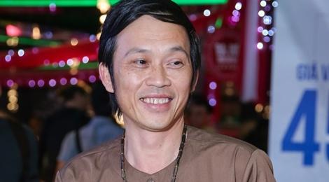 Giua dan sao long lay, Hoai Linh mac ao ba ba di ra mat phim hinh anh