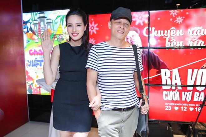 Hoai Linh hiem hoi du su kien ra mat phim anh 15