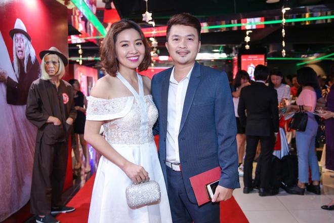 Hoai Linh hiem hoi du su kien ra mat phim anh 13