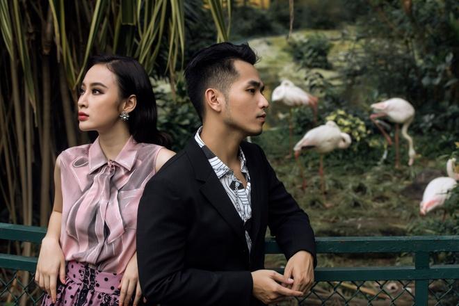 Angela Phuong Trinh tai xuat Vpop cung Pham Hong Phuoc hinh anh 2