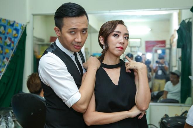 Tran Thanh chay show cho Chi Tai sat ngay cuoi anh 5