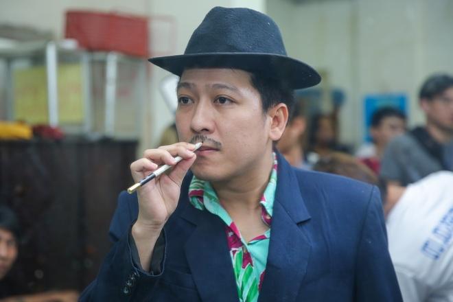 Tran Thanh chay show cho Chi Tai sat ngay cuoi anh 7