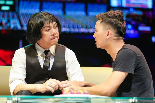 Live show Chi Tai - Nhung cuoc tinh... nghiet nga anh 3