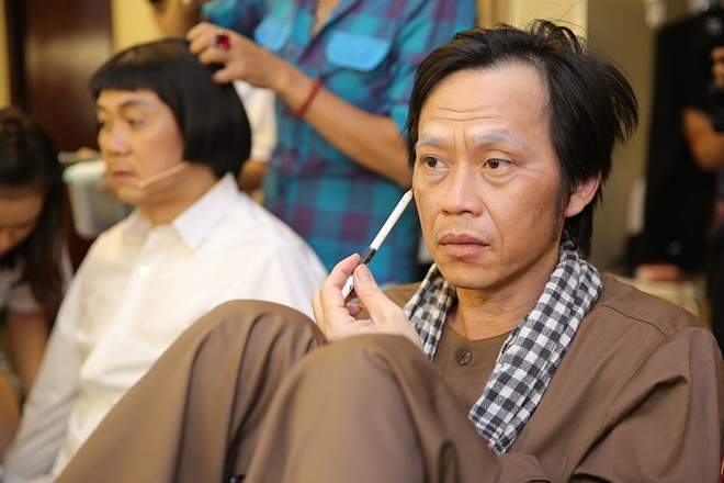 Tran Thanh chay show truoc ngay cuoi Hari Won anh 6