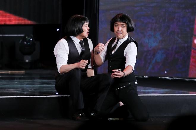 Vo Chi Tai ve nuoc tham gia live show cua chong anh 7