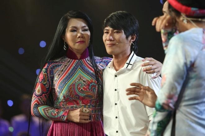 Ngoc Huyen rut khoi game show vi bat dong quan diem voi thi sinh hinh anh 1