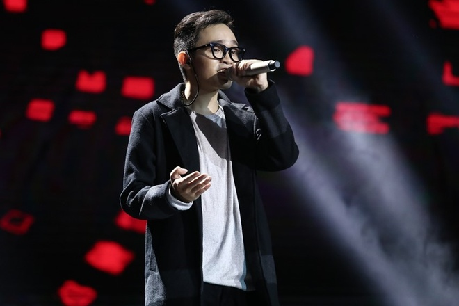 Hot boy 16 tuoi Sing My Song nhan mua loi khen van bi loai hinh anh 10