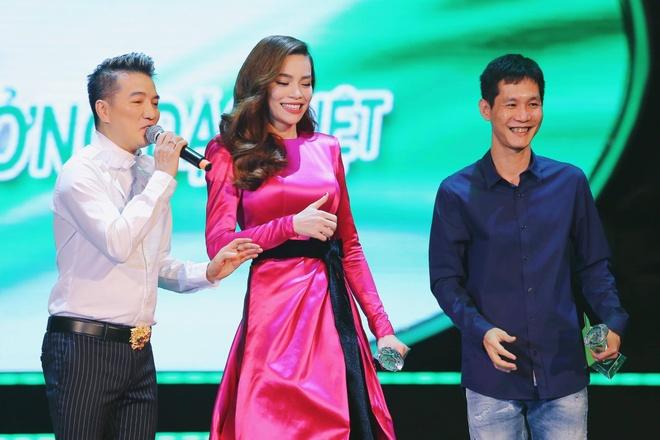 Ho Ngoc Ha, Noo Phuoc Thinh lap cu dup tai Lan song xanh hinh anh 1