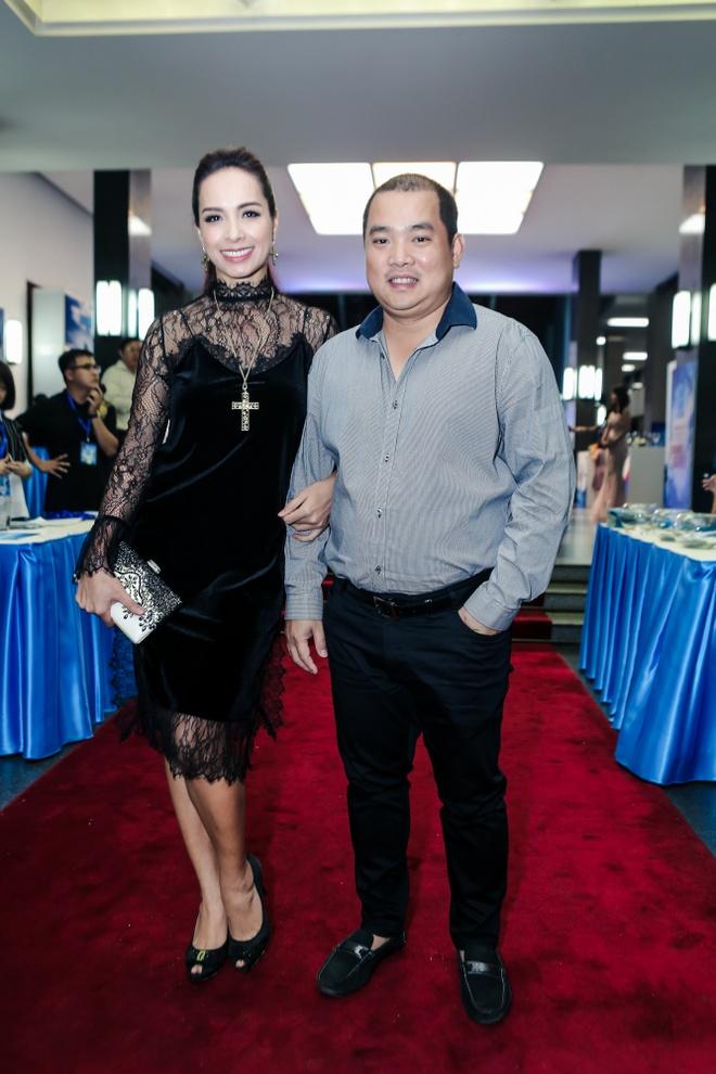 MC Nguyen Cao Ky Duyen di su kien anh 6