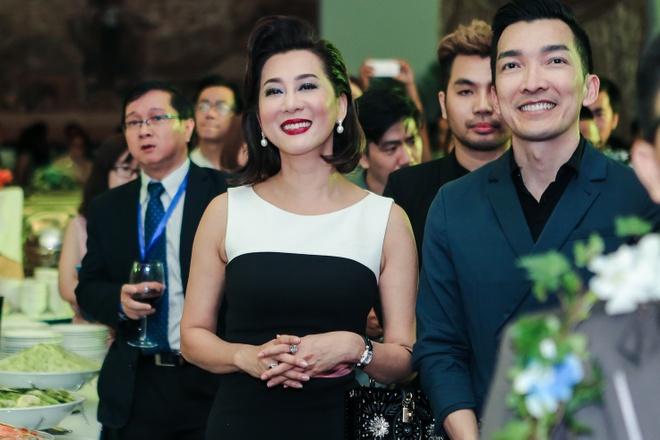 MC Nguyen Cao Ky Duyen di su kien anh 3