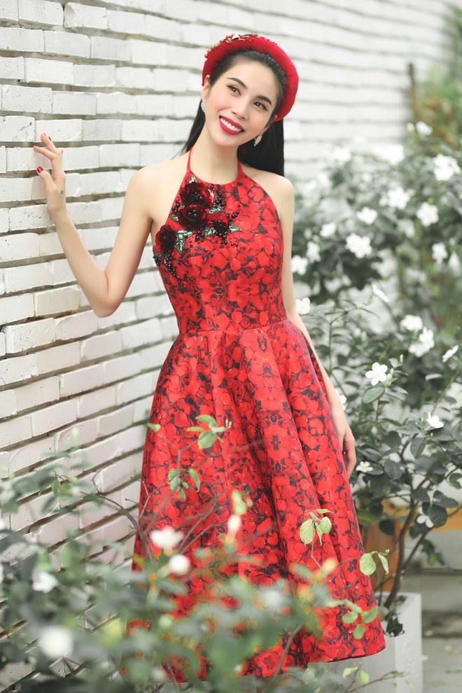 Thuy Tien Phat Hanh Single Nhac Xuan 2017 Hinh Anh 2