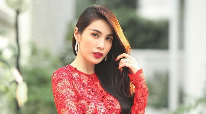 Thuy Tien phat hanh single nhac xuan 2017 hinh anh