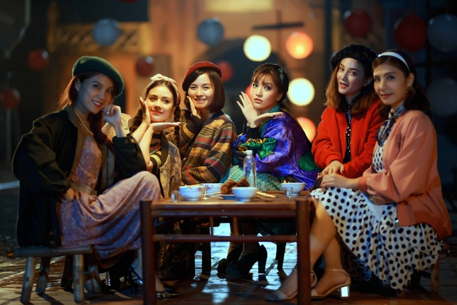 MV 'Bao gio lay chong' ke noi kho doc than ngay Tet hinh anh 5
