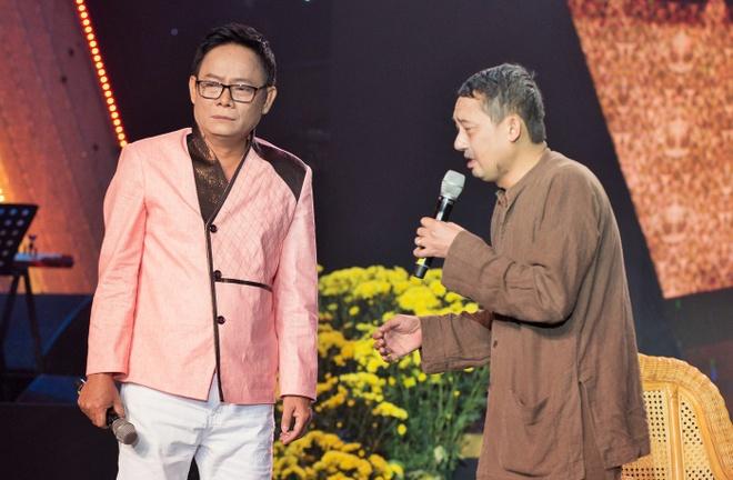 Cam Ly bat khoc khi MC Nguyen Khang tat ban dien hinh anh 4