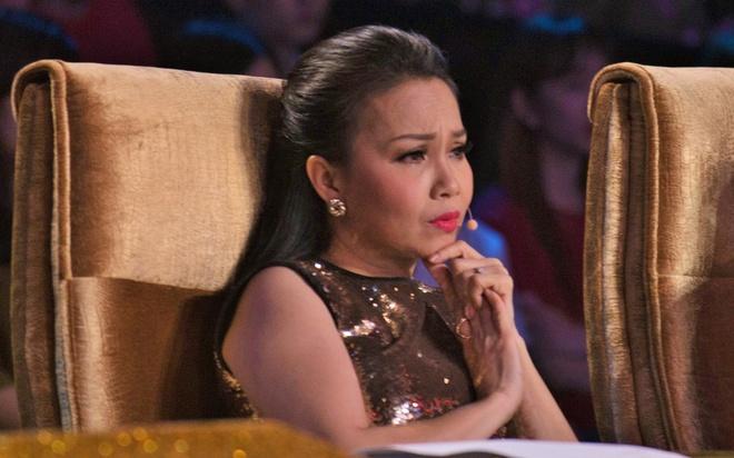 Cam Ly bat khoc khi MC Nguyen Khang tat ban dien hinh anh 5