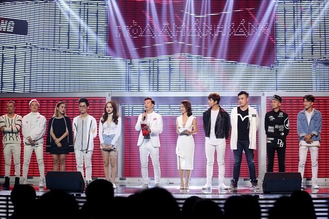 Huong Giang Idol thang ap dao Tim tai The Remix hinh anh 4