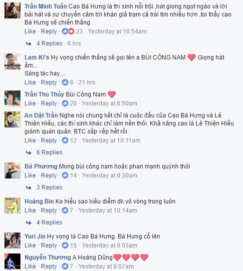 Chung ket Sing My Song 2016 anh 3