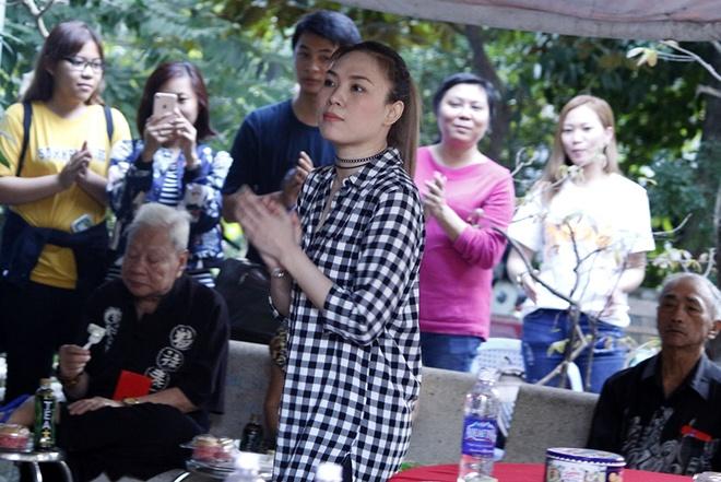 My Tam den tham chuc tet Vien Duong lao Nghe si anh 7