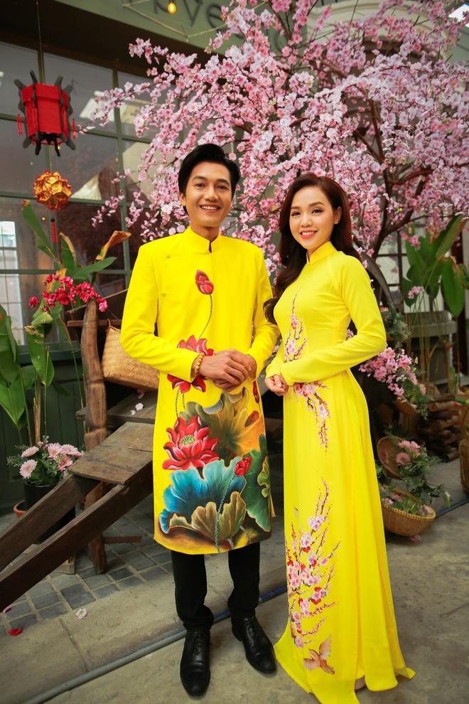 Vo chong Quang Tuan - Linh Phi anh 2