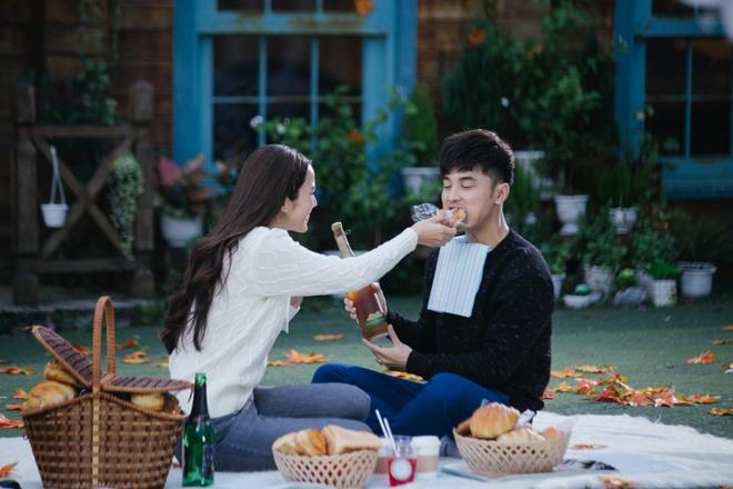 Ung Hoang Phuc au yem Kim Cuong trong MV moi hinh anh 5