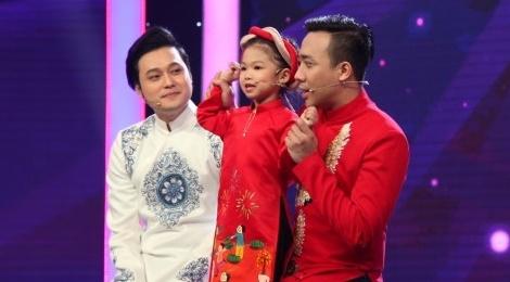 Tran Thanh, Chi Pu ne phuc MC nhi 4 tuoi hinh anh