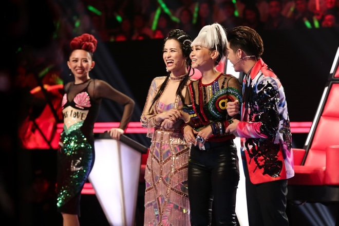 Dong Nhi noi ve on ao tai The Voice anh 1