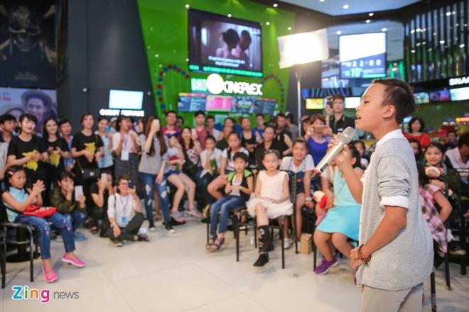 Ho Van Cuong khien khan gia thich thu khi hat 'Duyen phan' hinh anh 2