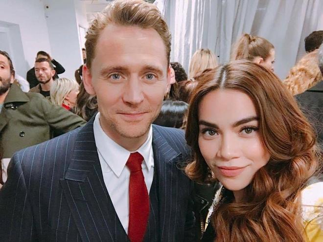 Ho Ngoc Ha Tom Hiddleston anh 4